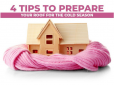 4 Tips to Prepare Your Roof for the Cold Season